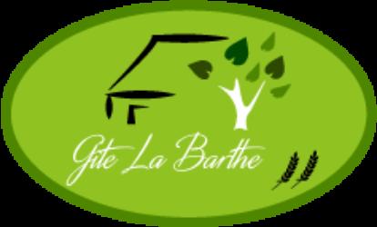 Bienvenue au Gîte La Barthe