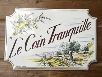 Le coin tranquille